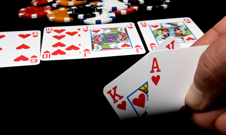 Even the best poker pros will have started off somewhere, and you're unlikely to succeed by just jumping straight in at the deep end