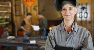 With an increase in the number of female engineers taking positions in graduate programmes, it is hoped that these numbers will continue to rise