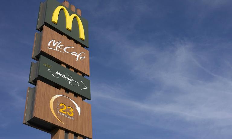 McDonalds has been hesitant to increase its minimum wage, despite increase in profits