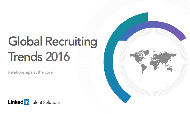 The report also states that spending rates and budgets and compares this data to other years which is extremely useful for recruiters