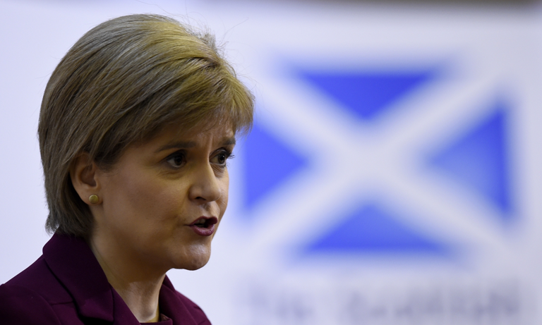 Sturgeon went on to pledge to continue to provide free tuition and financial support for student nurses to ensure adequate numbers of newly-qualified staff were entering the profession