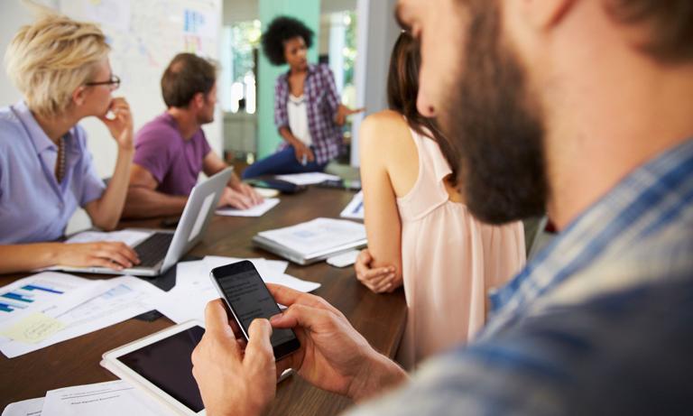 Smartphones-kill-productivity