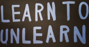 Unlearn-these-things