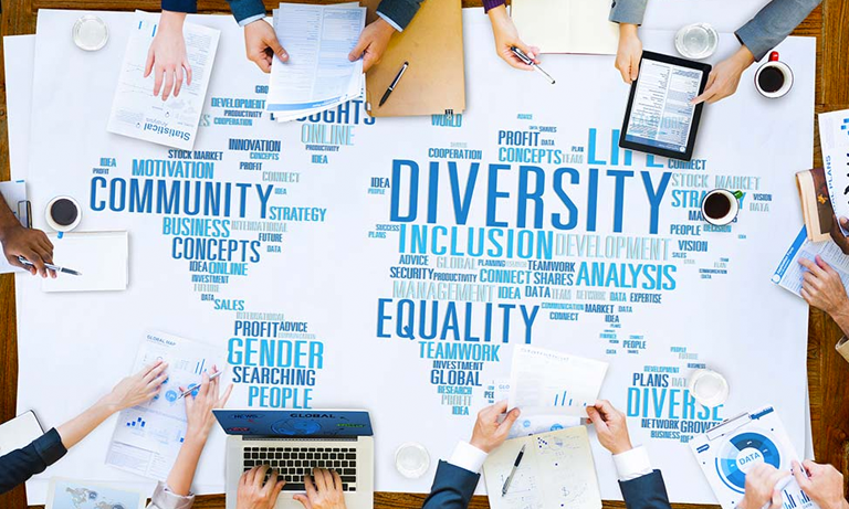 or employees who feel their race or ethnicity is a minority in their workplace, there are many questions they ask themselves
