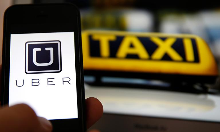 uber driver