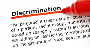 discriminating