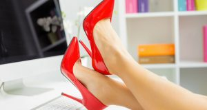 High-heels-in-the-workplace