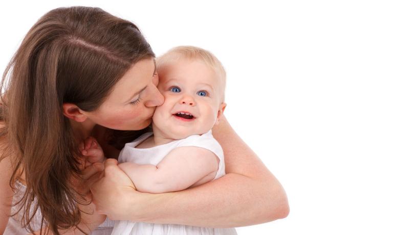 young parent