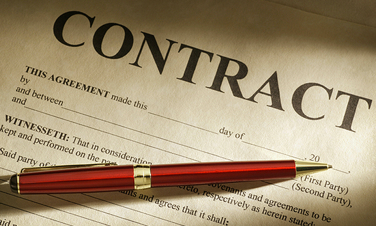 Read this before signing the contract for a legal job