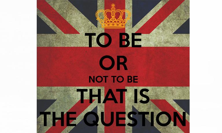 Quote on British Flag