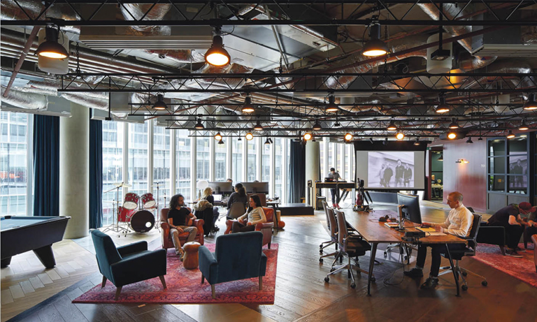 Study Reveals Health and Wellbeing Benefits to Open-Plan Offices