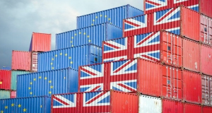 Businesses that deliver services between the UK and the EU